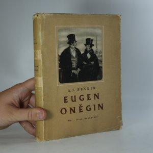 náhled knihy - Eugen Oněgin