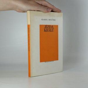 náhled knihy - Jízda králů (asi podpis autora)