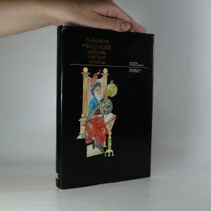 náhled knihy - Kalendář, aneb, Kniha o věčnosti a času
