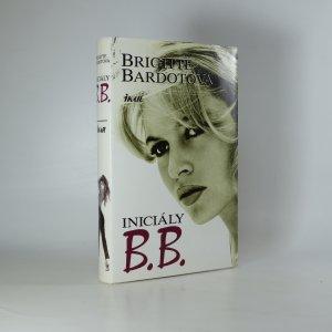 náhled knihy - Iniciály B.B.