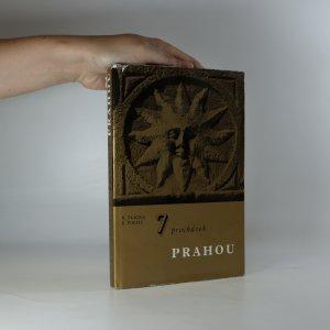 náhled knihy - 7 procházek Prahou. Fotografický průvodce městem