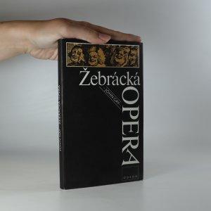 náhled knihy - Žebrácká opera