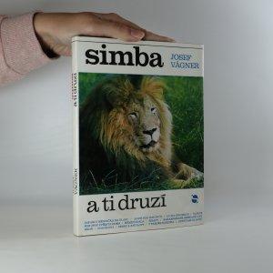 náhled knihy - Simba a ti druzí