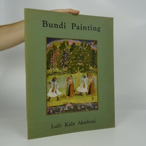 náhled knihy - Bundi painting
