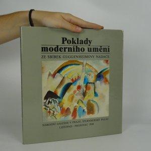 náhled knihy - Poklady moderního umění ze sbírek Guggenheimovy nadace