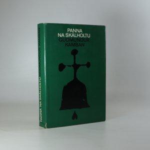 náhled knihy - Panna na Skálholtu