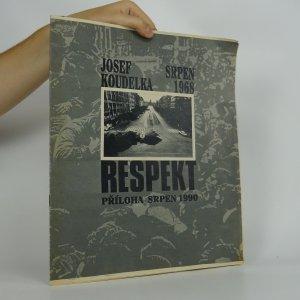 náhled knihy - Srpen 1968. Respekt příloha srpen 1990