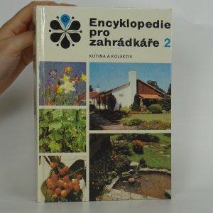 náhled knihy - Encyklopedie pro zahrádkáře 2