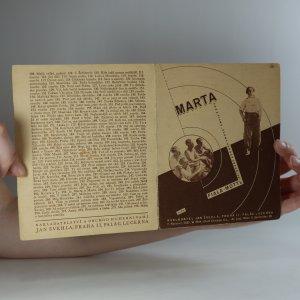 náhled knihy - Marta