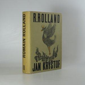 náhled knihy - Jan Kryštof. 2. díl.
