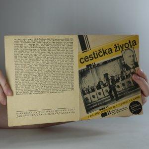 náhled knihy - Cestička života. tango