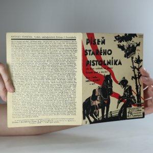 náhled knihy - Píseň starého pistolníka