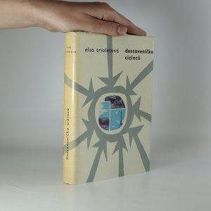 náhled knihy - Dostaveníčko cizinců