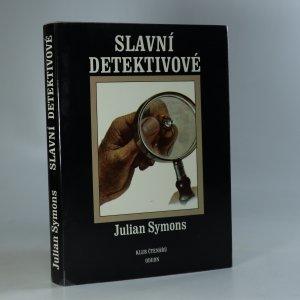 náhled knihy - Slavní detektivové. Sedmero původního pátrání.