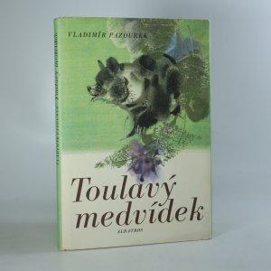 náhled knihy - Toulavý medvídek