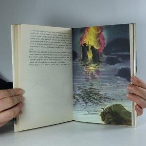 antikvární kniha Stříbrný lipan, 1971