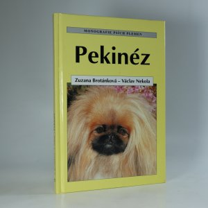 náhled knihy - Pekinéz (kniha je cítit kouřem)