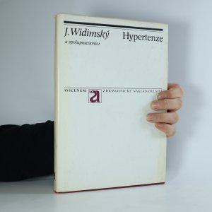 náhled knihy - Hypertenze (kniha je cítit kouřem)