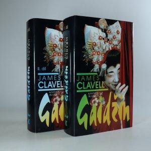 náhled knihy - Gaidžin (I. + II. díl) (kniha je cítit kouřem)