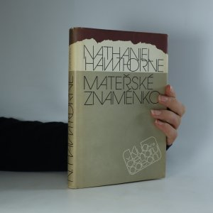 náhled knihy - Mateřské znaménko (kniha je cítit kouřem)