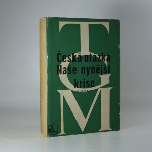 náhled knihy - Česká otázka. Naše nynější krise