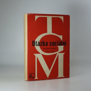 náhled knihy - Otázka sociální - Základy marxismu filosofické a sociologické (1. svazek)