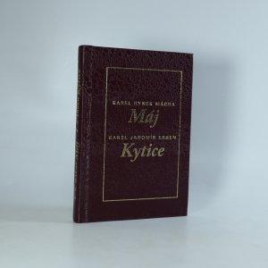 náhled knihy - To nejlepší z české poezie 19. století. Máj. Kytice