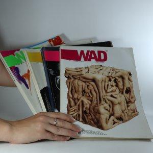 náhled knihy - WAD č.22, 32, 37, 45 (4 svazky)