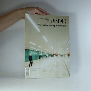 náhled knihy - ARCH. Verejné priestory a interiéry (12/2014)