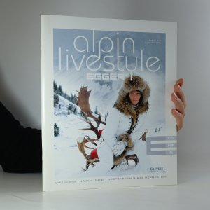 náhled knihy - EGGER - Alpin livestyle (n. 4, Winter 2011/2012)