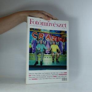 náhled knihy - Fotóművészet č. 3.-4.