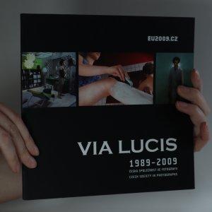 náhled knihy - Via Lucis. Česká společnost ve fotografii.
