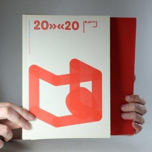 náhled knihy - Dvacet po dvaceti. Dvadsať po dvadsiatich.