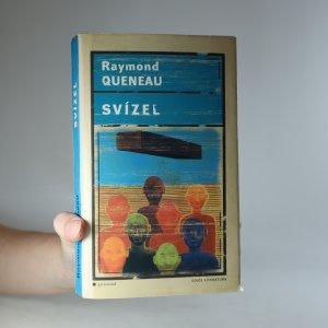náhled knihy - Svízel