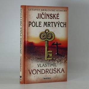 náhled knihy - Jičínské pole mrtvých (kniha je cítit kouřem)