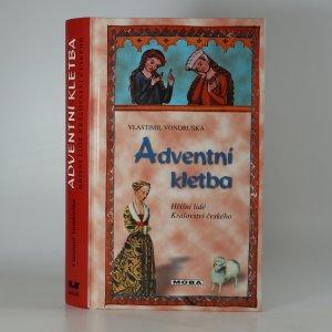 náhled knihy - Adventní kletba (kniha je cítit kouřem)