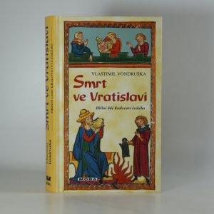 náhled knihy - Smrt ve Vratislavi (kniha je cítit kouřem)