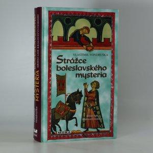 náhled knihy - Strážce boleslavského mysteria (kniha je cítit kouřem)