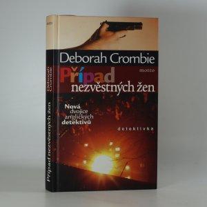 náhled knihy - Případ nezvěstných žen (kniha je cítit kouřem)
