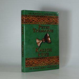 náhled knihy - Kalich krve (kniha je cítit kouřem)