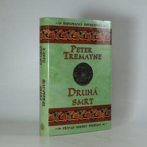 náhled knihy - Druhá smrt (kniha je cítit kouřem)