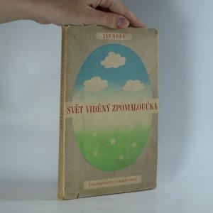 náhled knihy - Svět viděný zpomaloučka