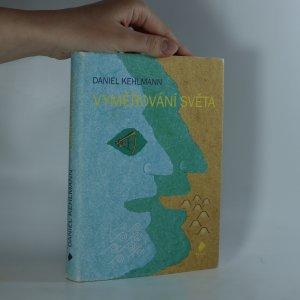 náhled knihy - Vyměřování světa