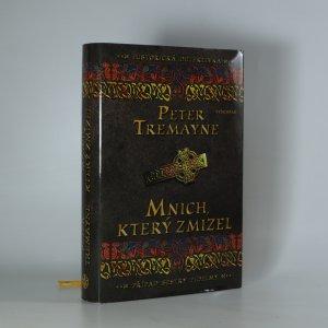 náhled knihy - Mnich, který zmizel (kniha je cítit kouřem)