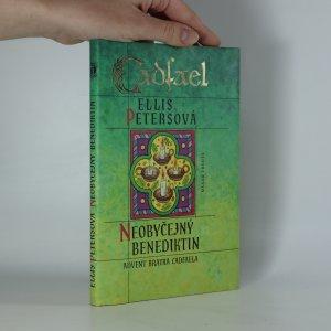 náhled knihy - Neobyčejný benediktin (kniha je cítit kouřem)