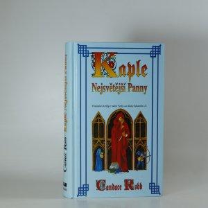 náhled knihy - Kaple Nejsvětější Panny. (Je cítit kouřem)