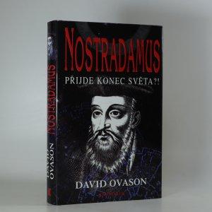 náhled knihy - Nostradamus. Přijde konec světa?! (Je cítit kouřem)