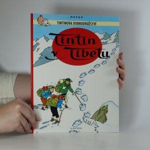 náhled knihy - Tintin v Tibetu