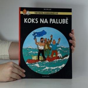 náhled knihy - Koks na palubě