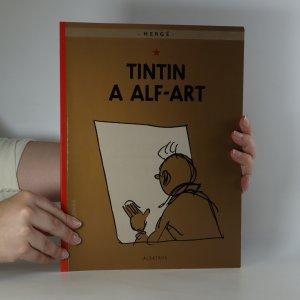 náhled knihy - Tintin a alf-art